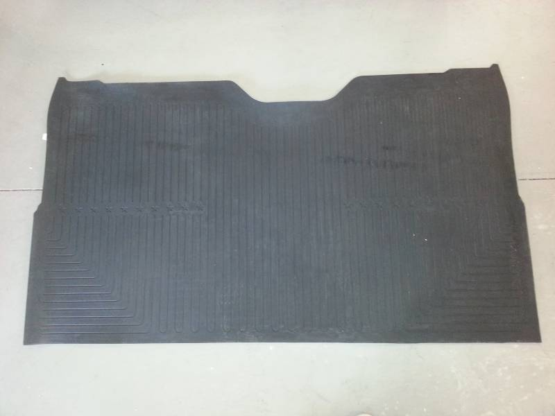 1953 56 ford f 100 floor mat stock rubber 53 56 baaa for 100 floor 56