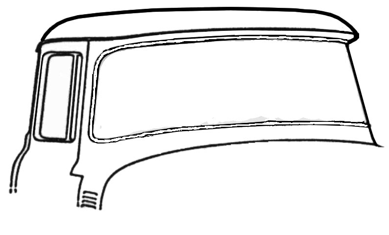 Item on 72 ford f100 body parts