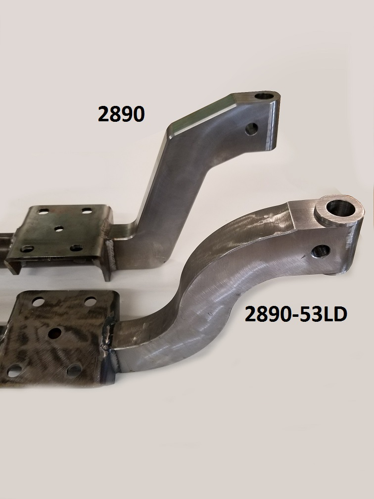 """Ford Trucks 2016 >> 1953-60 Ford F-100 Axle, 3"""" Dropped Tube, 53-56 Usa Made (2"""" Drop 57-60)"""