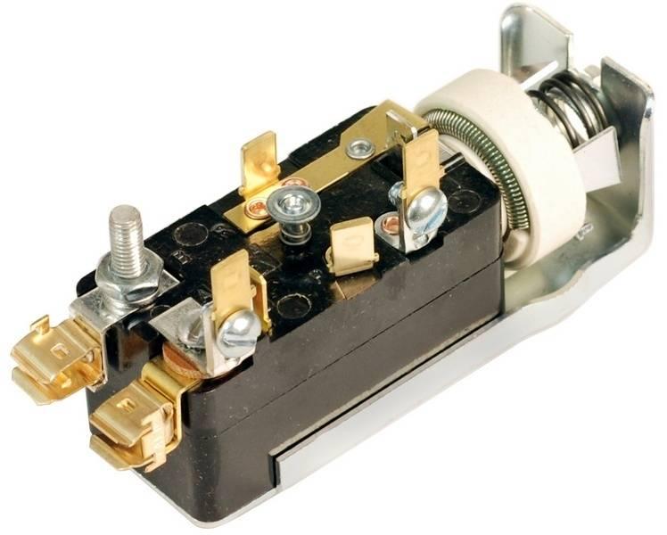 1953 60 Ford F 100 Headlight Switch 12 Volt B7a 11654 A