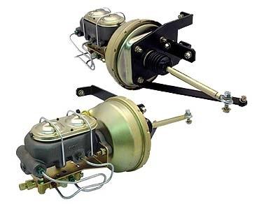 1953 56 ford f 100 power brake booster kit pre valved Wiring Diagrams for Trucks