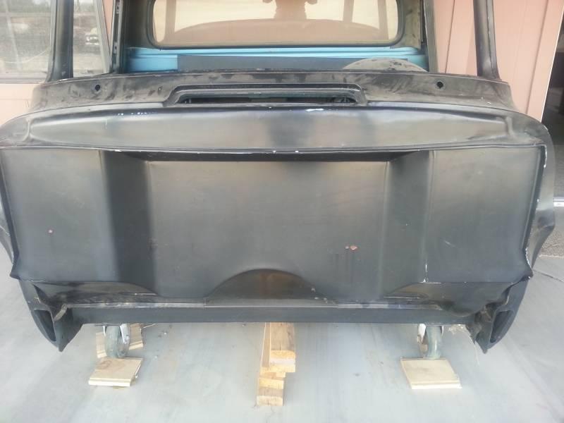 1953 56 Ford F 100 Firewall Custom 4 Quot Setback 53 56