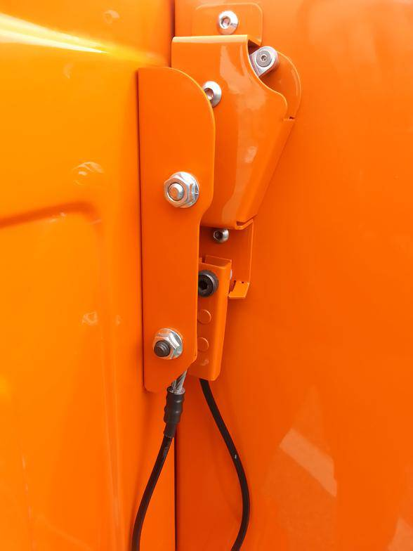 1942-72 Ford F-100 Tailgate Latch Kit, Works On Single ...