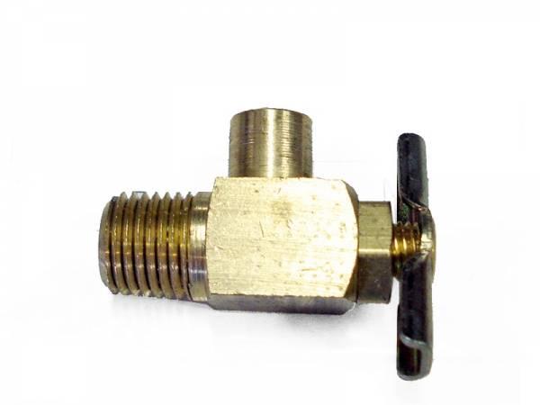 1948 79 ford f 100 radiator lower drain valve angled petcock. Black Bedroom Furniture Sets. Home Design Ideas