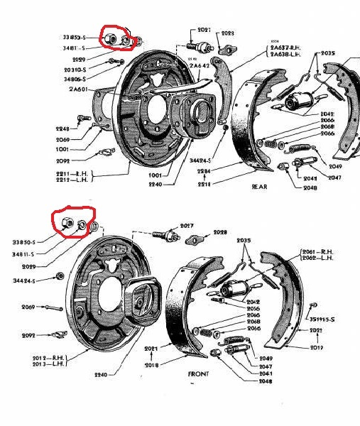 stock brakes  u0026 other parts