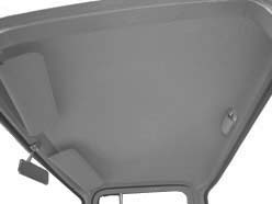 1953 55 Ford F 100 Headliner Abs Smooth 53 55