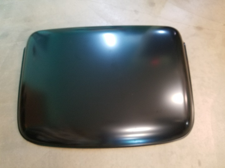 1956 Ford F 100 Roof Skin Panel Steel 56 B6c 8150202 A