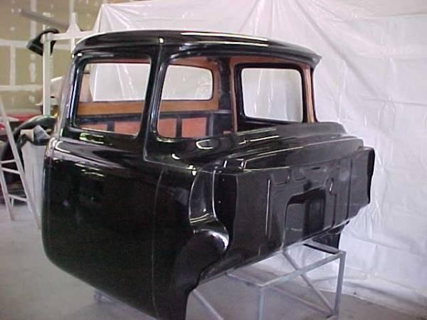 1953 56 Ford F 100 1956 Fiberglass Cab