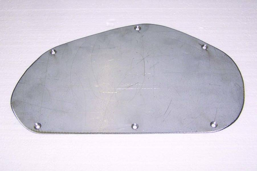 1953 56 ford f 100 floor plate no holes for 100 floor 56
